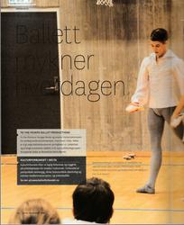 Ballett mykner hverdagen