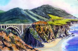 Bixby Bridge - 2 - South View