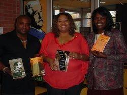 Authors Gregory Williams, DeiIra Collard, Book Signing