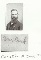 Christian M. Buck