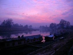 Srinagar Sunset