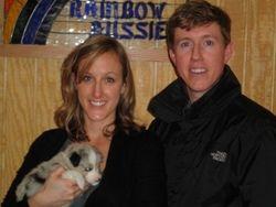 Nicole and Dan Brennan-Libby