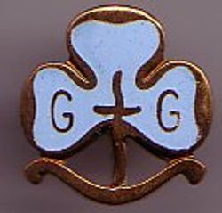 1973 - 1992 Young Leader Promise Badge