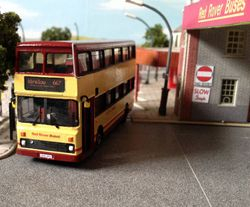 Volvo Citybus Northern Counties