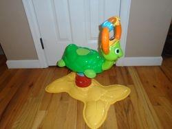 VTech Bouncing Colors Turtle - $20