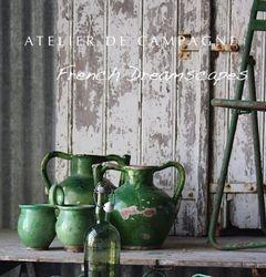 #24/235 French Green Jugs