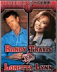 Loretta & Randy Travis 06 Poster