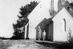 St Paul's Church of England, 1965