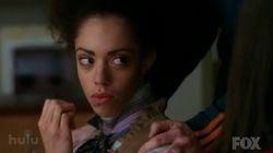 Glee - Dottie Westerton's Evil Stare