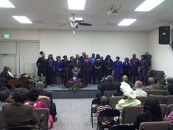 RCC Mass Choir