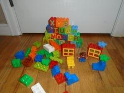 LEGO Duplo Building Blocks - 54 Pieces - $15