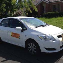Driving School Rowville - Toyota Corolla Seca Hatch - Automatic Transmission