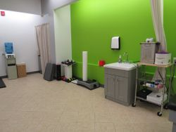 Our clinic at Athletico Sports Physiotherapy