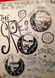 The Stones at Star and Garter