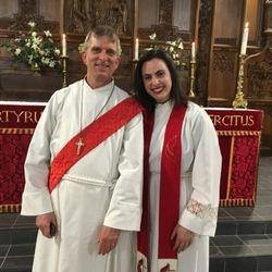Rev. Micheal's Ordination