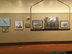 2019 A Decade Painting The Plains Exhibition