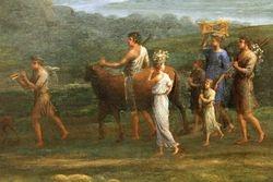 Claude, Procession at Delphi, 1673, Chicago