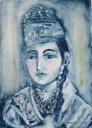 Bukharian Jewess