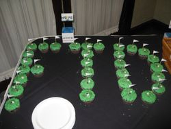 FTD cupcakes