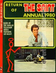 The Return of the Saint - Annual 1980
