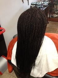 Long Poetic Justice Box Braids