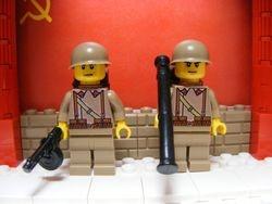 Russian Infantry