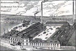 Wednesbury. c1870s