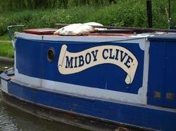 Miboy Clive!
