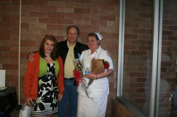 Sid, POppa and Mom