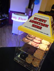 Cookies Station Hire