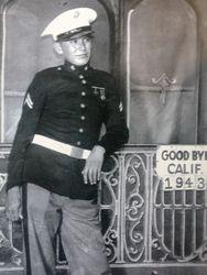 Corporal-Jr-Manuelito, in 1943,California.