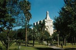 154 Hyde Park & T&G Building 1957