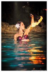 Sea Siren Fire Dancer