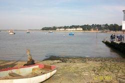 Felixstowe Ferry towards Bawdsey