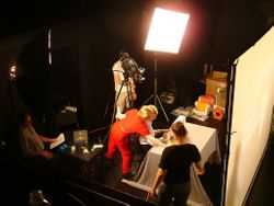 Light Camera's action