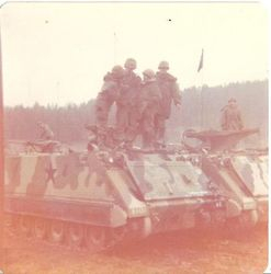 8th Infantry Division in Europe: