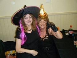 Halloween Social October 08 Harvey Lowe Pavillion Castle Hill