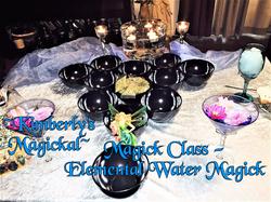 Magick Class - Elemental Water