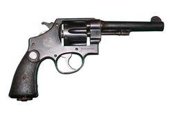American Colt .45 Revolver
