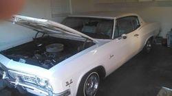 5.66 Chevy Caprice Classic. Super Sport
