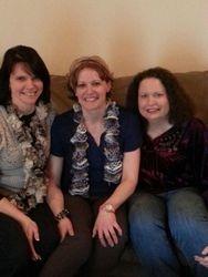 Marcy, Mindy & Marjie