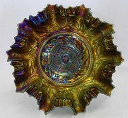 Fanciful 3 in 1 edge bowl - purple