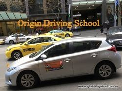 Driving School Melbourne - Toyota Corolla Hatch - Automatic