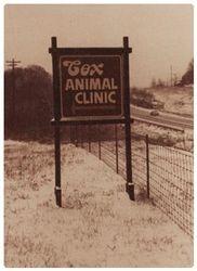Original sign in 1984