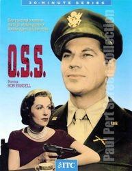 O.S.S. (Ron Randell)