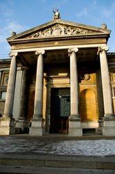 Ashmolean Museum, Oxford, England