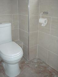 bathroom /shower finished