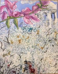A Walk Among Magnolias