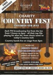Country Music Festival Elveden Norfolk