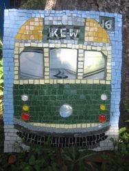 Deniese's Tram to Kew